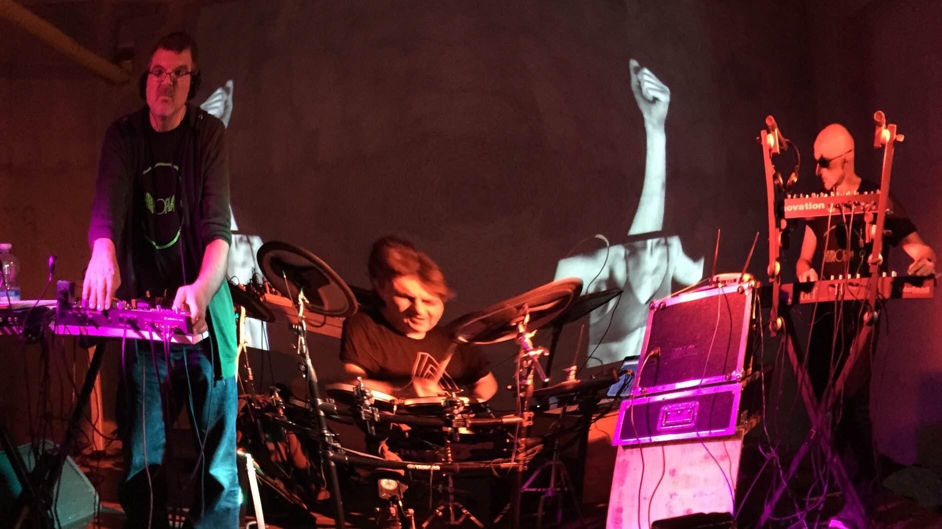 ETD Live @ Elektrik Cirkus 2015